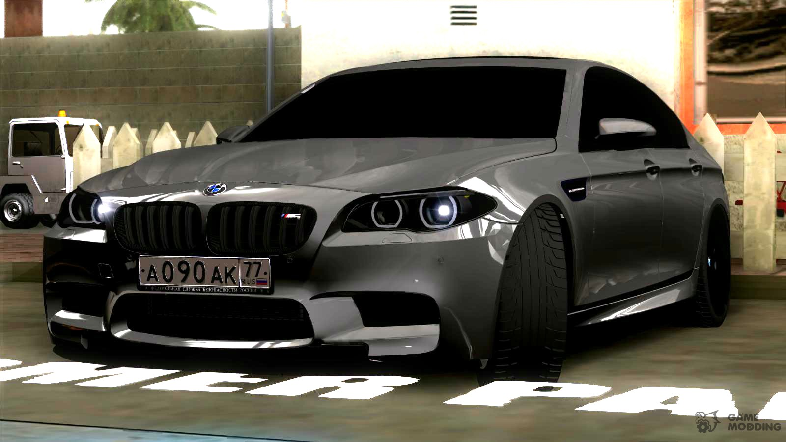Fitform Sessel Modell 212 M5 Bmw M5 F10 For Gta San Andreas