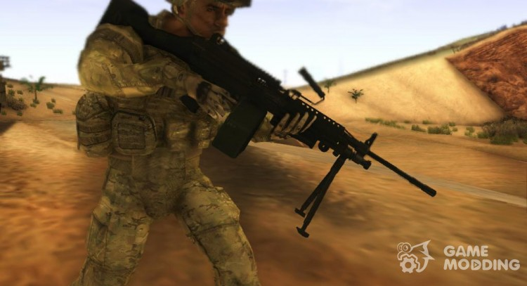 US Marines for GTA San Andreas