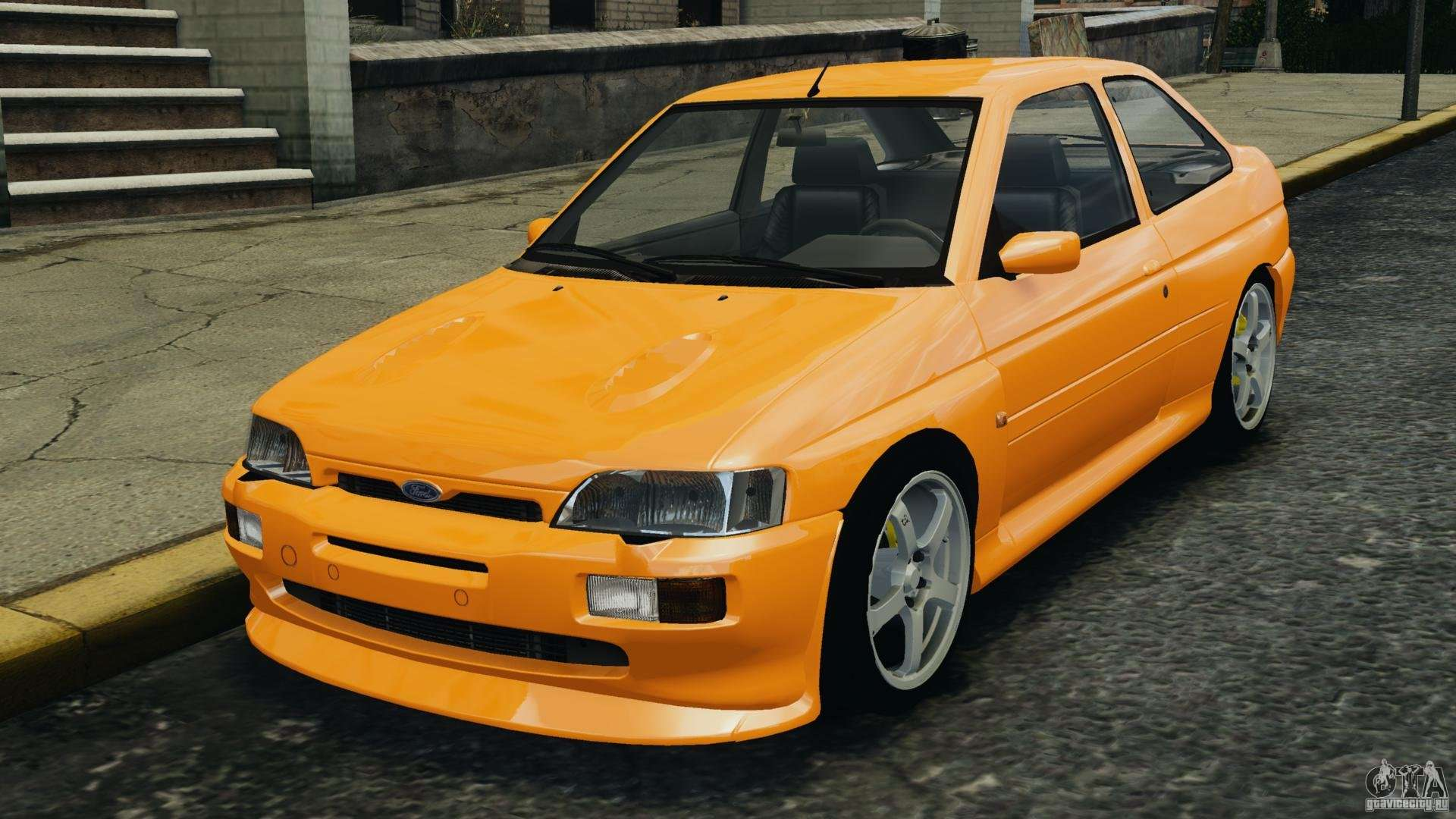 Grand Theft Auto 5 Car Wallpaper Ford Escort Rs Cosworth For Gta 4