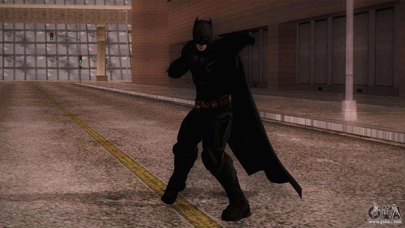 Batman The Dark Knight Car Wallpaper Batman Dark Knight For Gta San Andreas