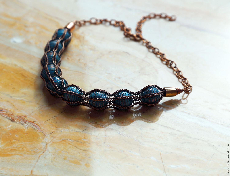 Viking Knit Necklace - Traumspuren