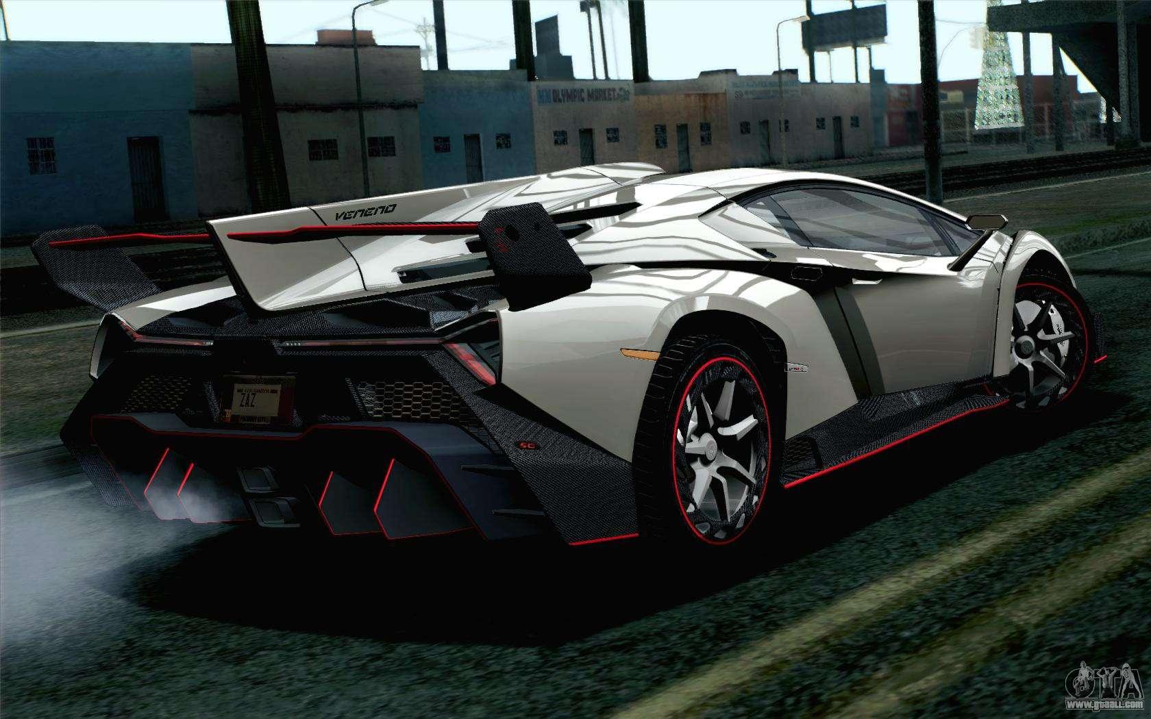Nfs Rivals Cars Wallpaper Nfs Rivals Lamborghini Veneno For Gta San Andreas