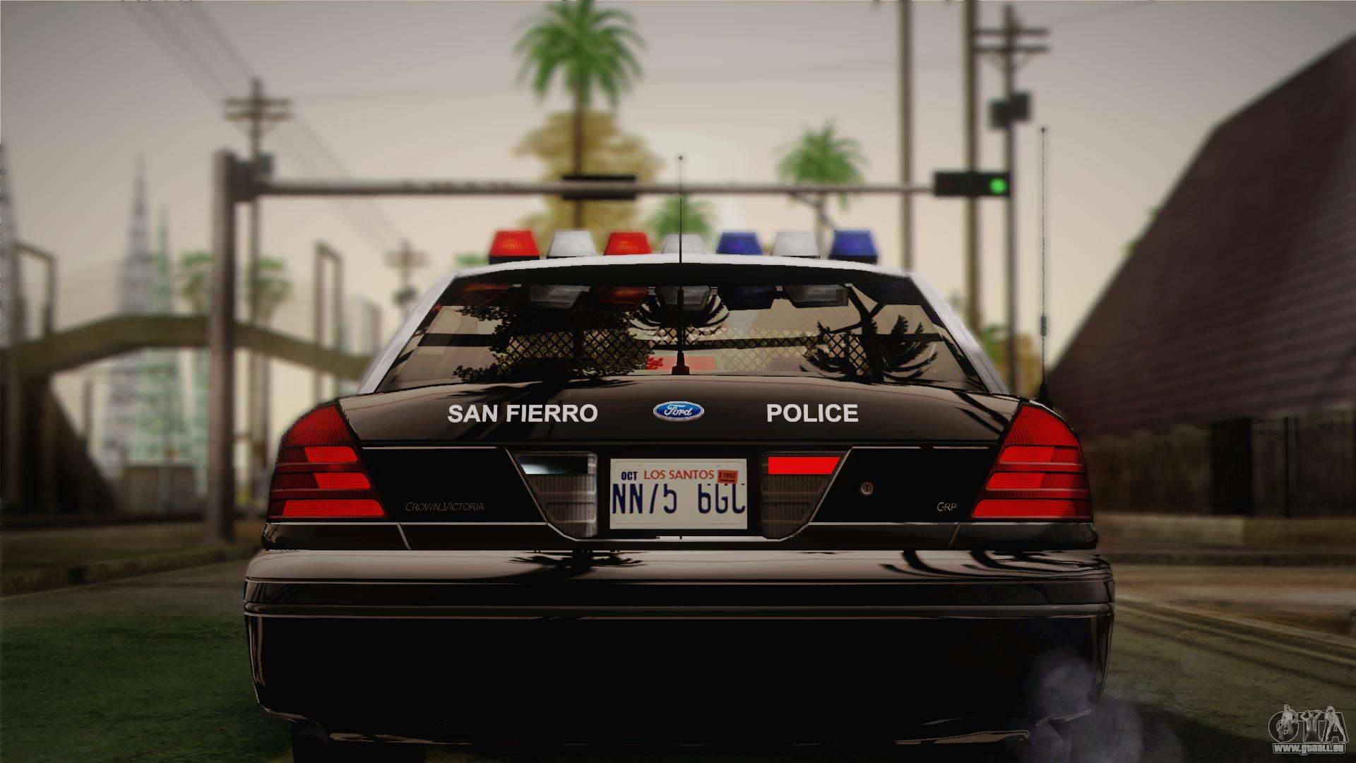 Gta 5 Cars Wallpaper Download Ford Crown Victoria 2005 Police F 252 R Gta San Andreas