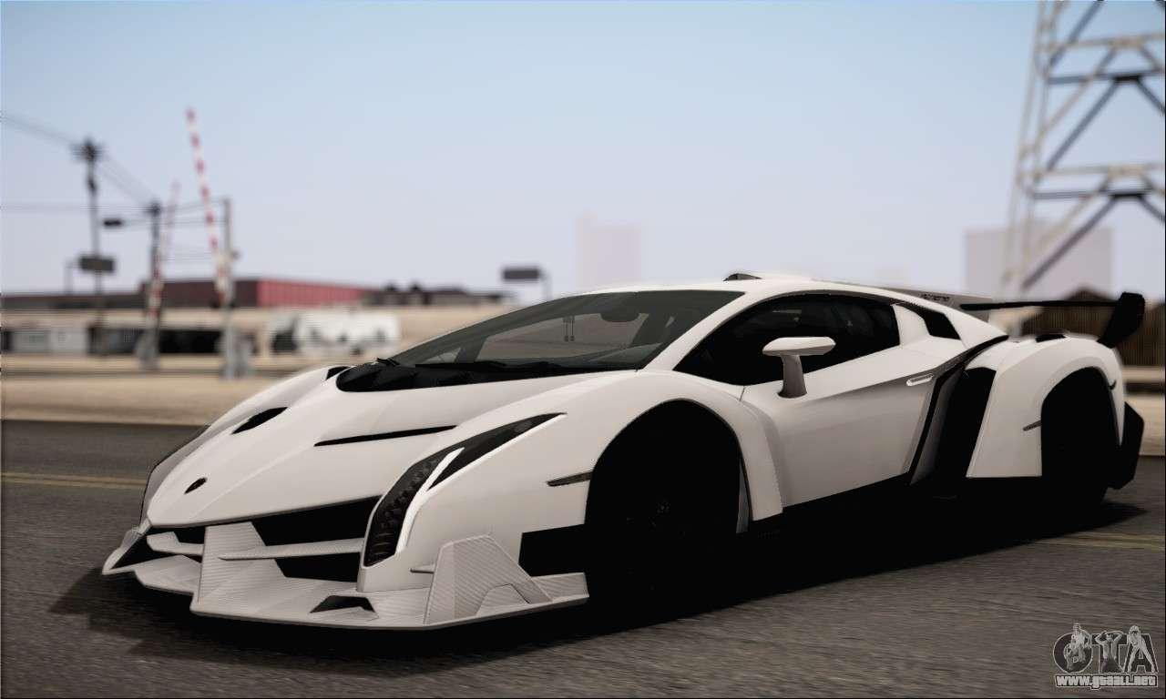 Dubai Police Car Wallpapers Lamborghini Veneno Lp750 4 White Black 2014 Hqlm Para Gta