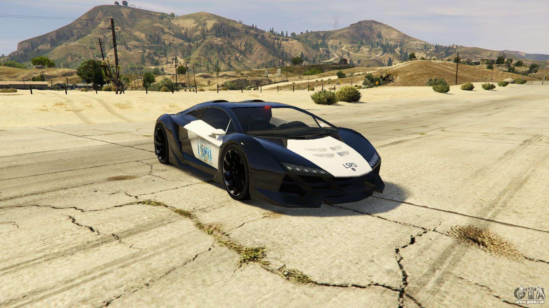 Pegassi Zentorno Wallpaper Car Lamborghini Police Zentorno Lspd V3 0 Pour Gta 5