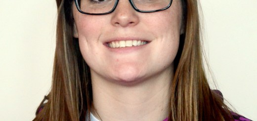 Holli Schmitz, 22, senior of Valentine, I went to the Minnesota Vikings game with her boyfriend.