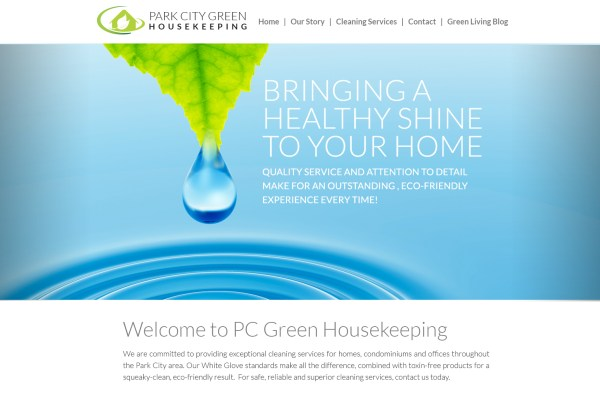 pc green web