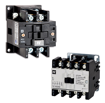 2  4 Pole Low Voltage Contactors