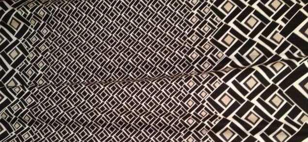Border print from Britex Fabrics