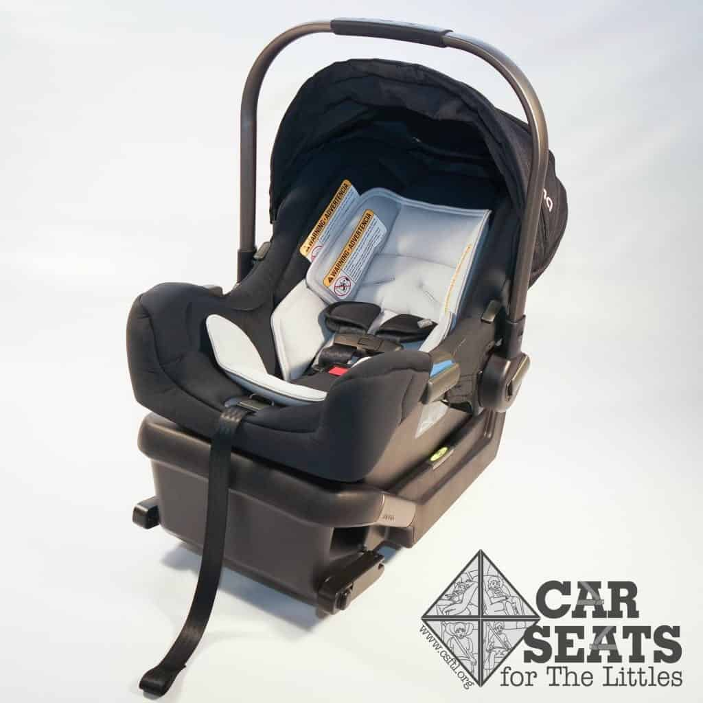 Car Seat Stroller Travel System Reviews Nuna Pipa Review Car Seats For The Littles