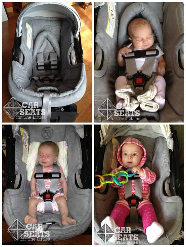 Infant Seat Vs Safety Seat Orbit Baby G2 Review Car Seats For The Littles