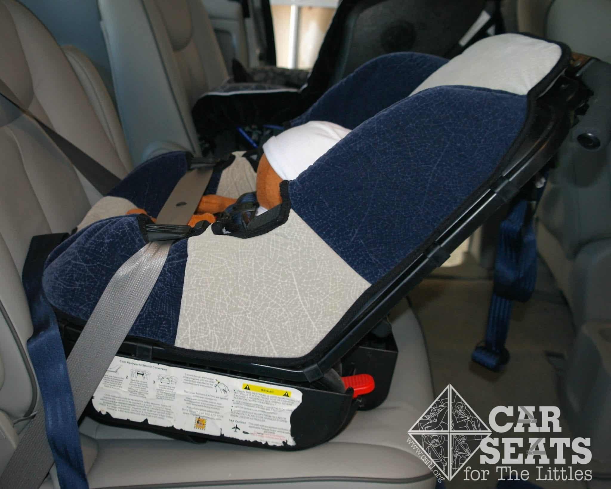 Rear Facing Car Seat Law Ohio