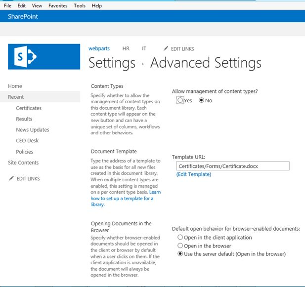 Pass List Values Into Word Document Template Using SharePoint