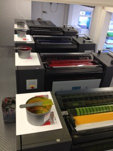 printing machine
