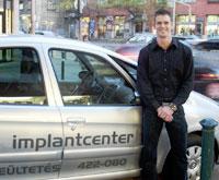 Implant Center Courtesy Transportation