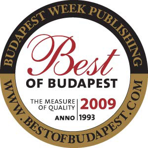Best of Budapest Winner - click to read more...