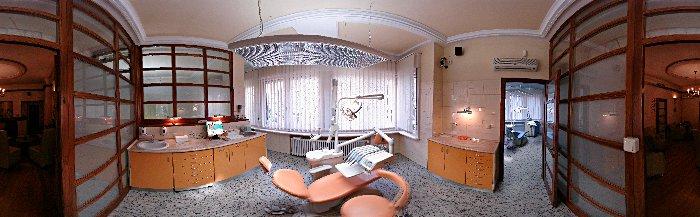 Clinic Tour - Orange Room
