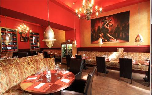 Pampas Argentin Steak House