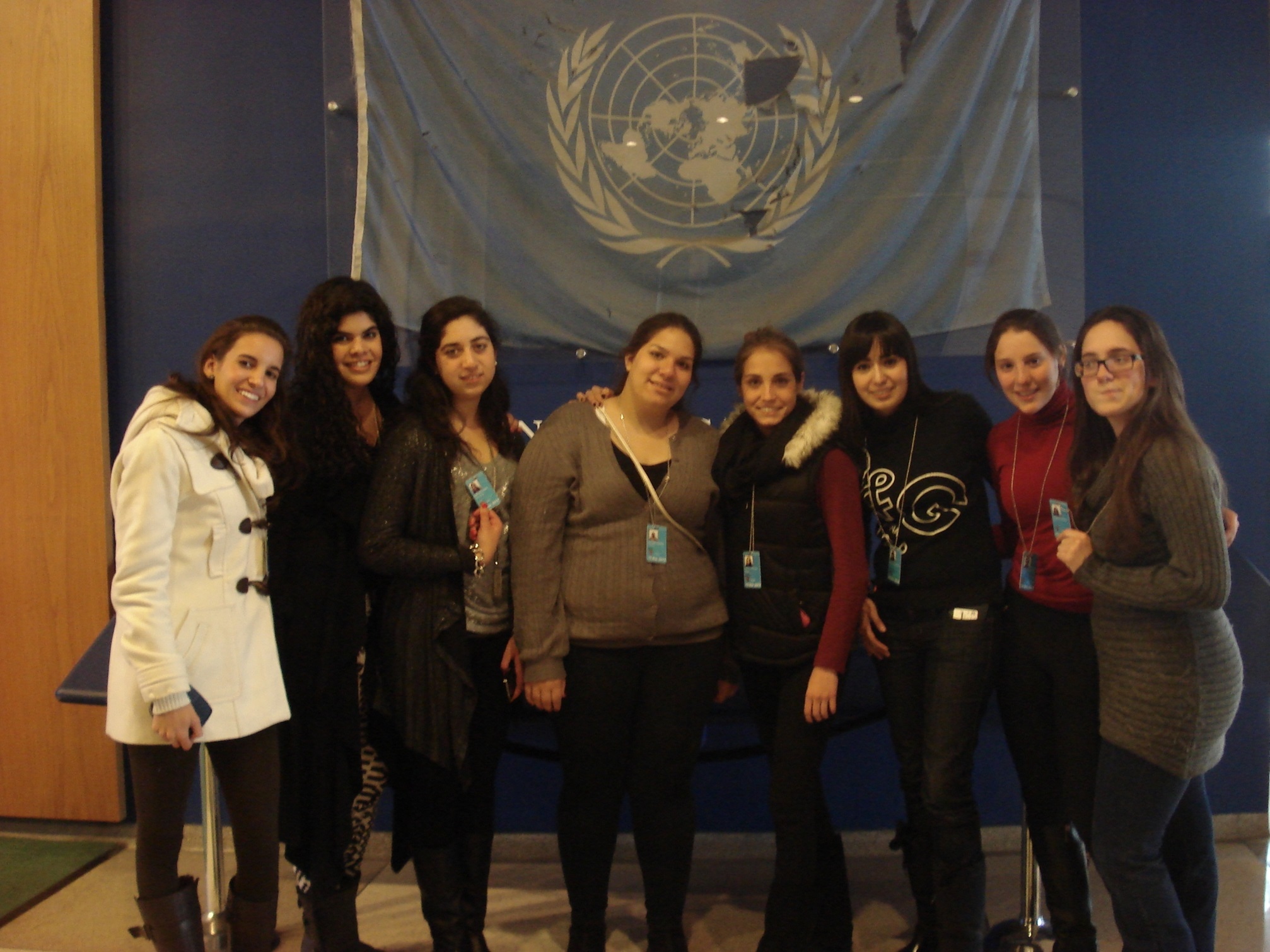mexican girls at un