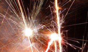 Fireworks (Stock Photo)