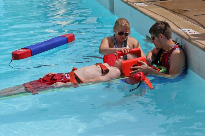 Aquatic Center offers range of amenities