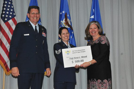 Winning essay gives voice to NCOs