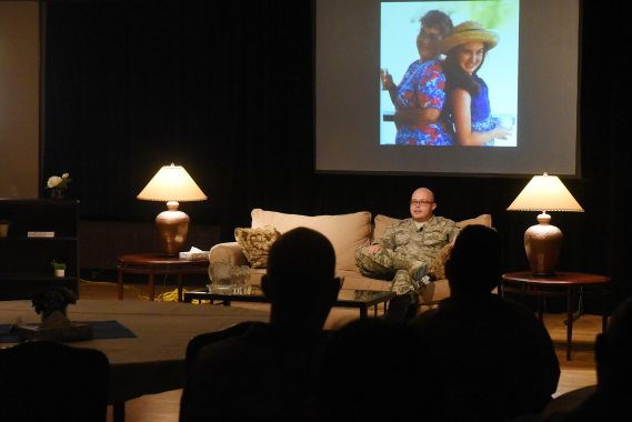 Storytellers: Invisible wounds