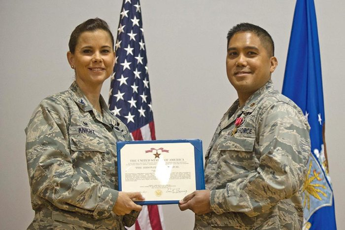 Compassion and mentorship are cornerstones of nursing for Bronze Star honoree