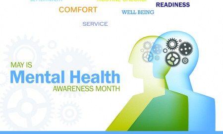 Courtesy graphic May is mental health awareness month, and mental health disorders are common in both military and civilian communities. Fortunately, effective treatments exist for most mental health disorders. Often, the biggest impediment to getting better is an unwillingness to seek care.