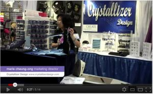 Learn how to apply SWAROVSKI Crystals