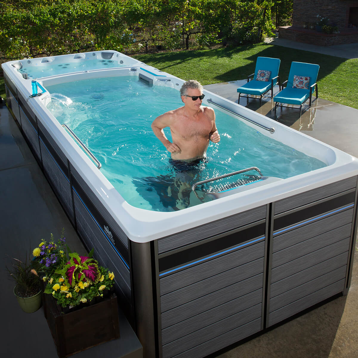 Jacuzzi Endless Pool 1200x1200 Endless Pools E2000 Treadmill Gallery Jj Pool Spa