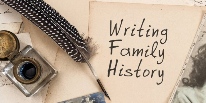 Family History Writing Center for the Study of Race and Democracy