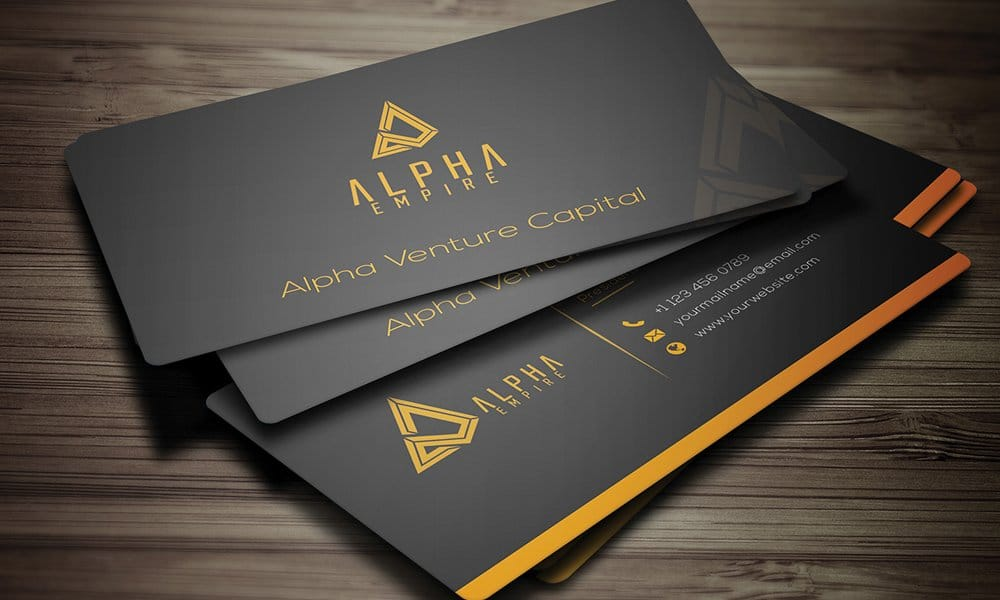 100+ Free Business Card PSD Templates - Buisness Card Template