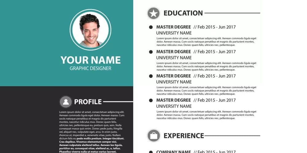 modern resume templates psd - Josemulinohouse - modern resume template