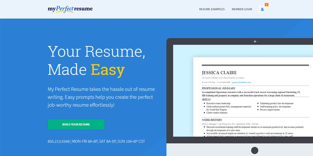 How To Create The Perfect Resume There May Not Be A Perfect Perfect Resume