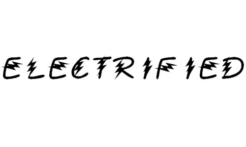 examples of free artistic electric fonts cssdive