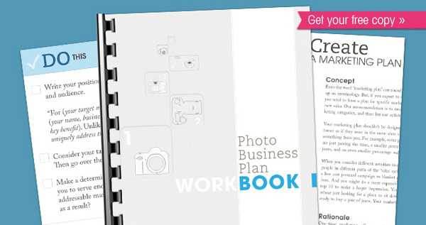 2012 Photo Business Plan Workbook - PhotoShelter Blog - Photography Business Plan