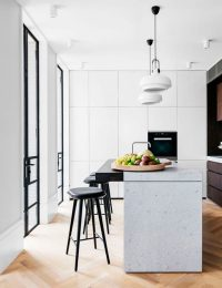 11 modern, minimalist kitchens to fall in love with