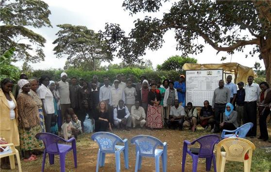 Example 6 Building Leadership through Community Health Workers