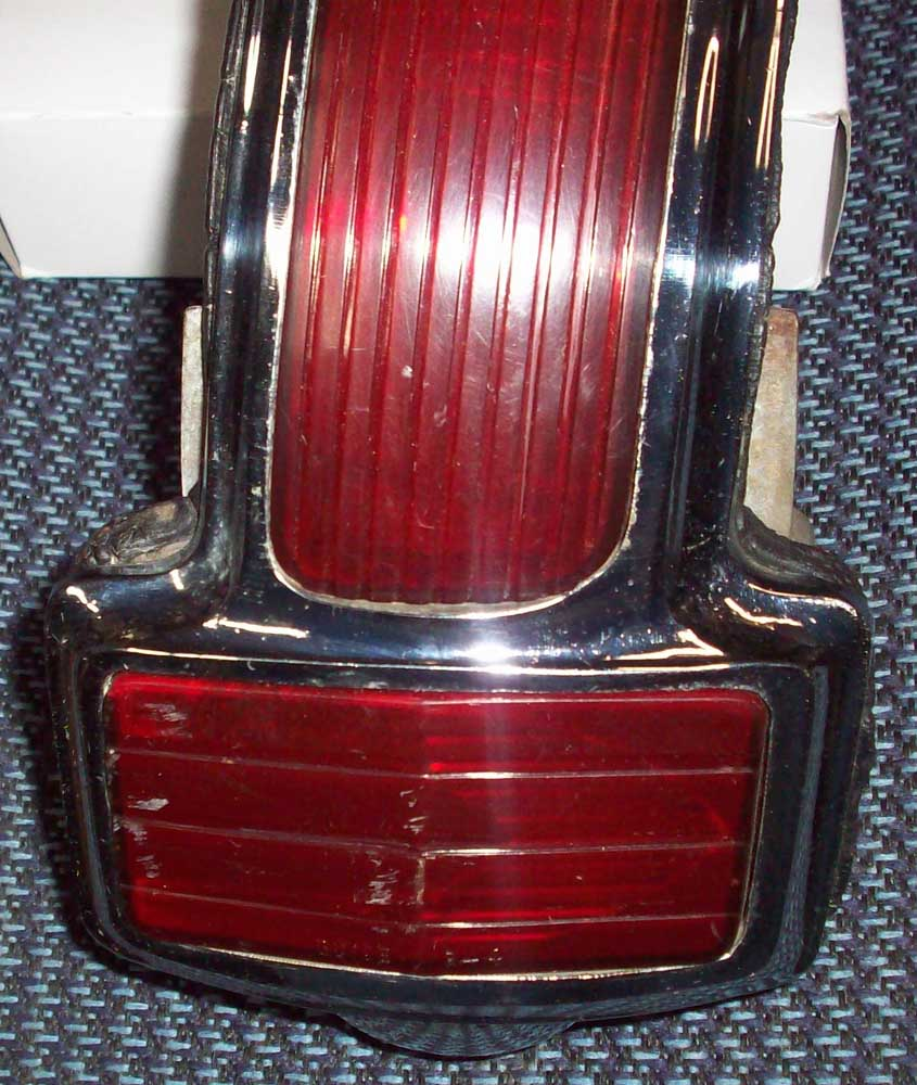 1970 El Camino Led Tail Lights Ctc Auto Ranch Gm Tail Light Assemblies