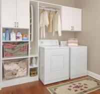 laundry room storage ideas  Design and Ideas