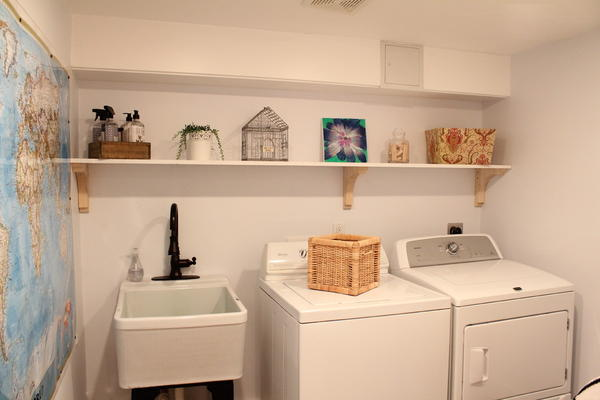 Laundry Room Utility Sink Ideas Design And Ideas