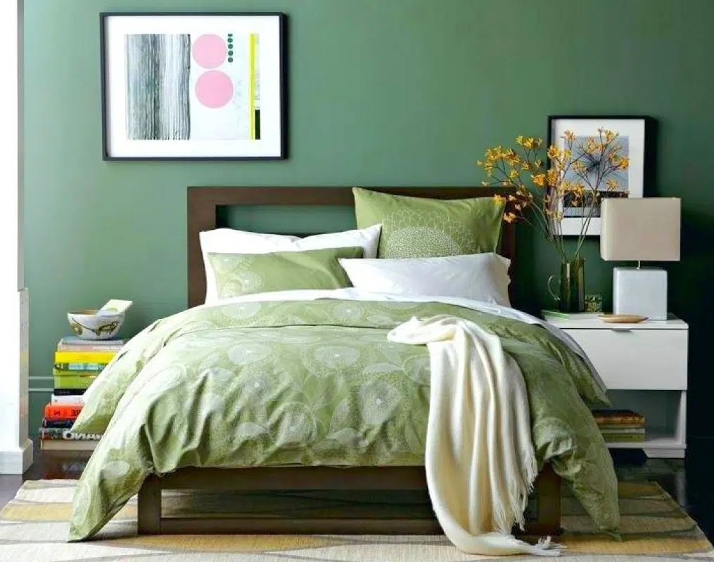 Chambre Metal Stunning Chambre Verte Et Blanche Gallery - House Design