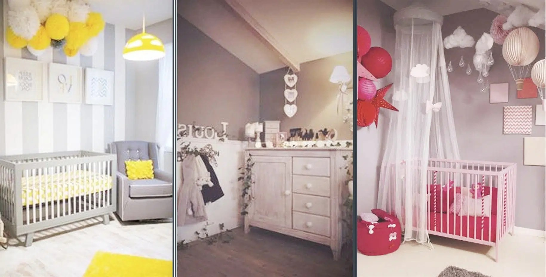 Decoration Chambre Bebe Fille Idee