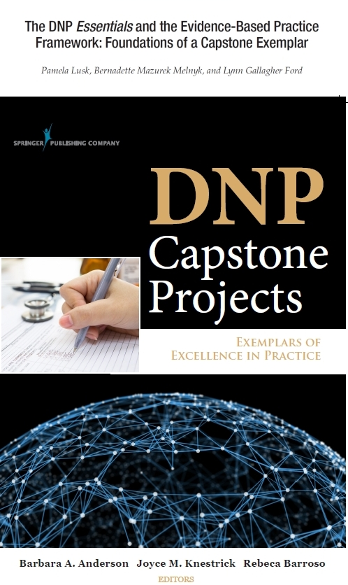 Springer Publishing Company announces publication of DNP Capstone - Capstone Publishing