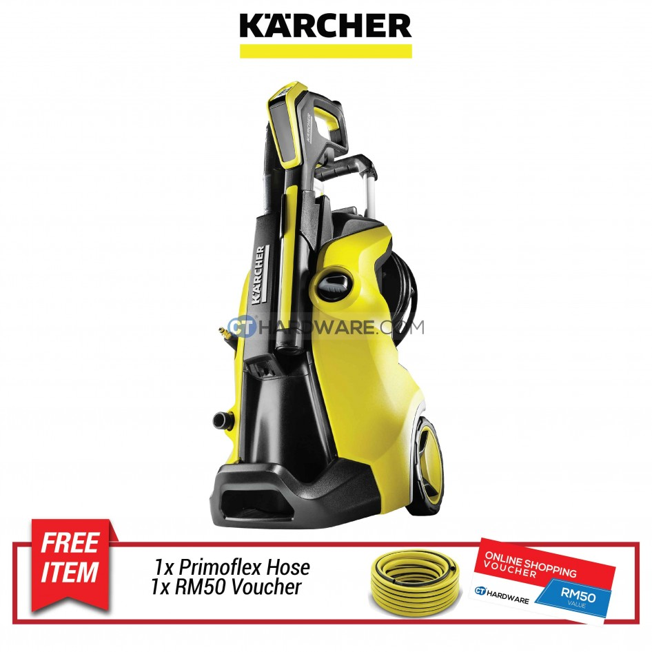 Karcher K7 Premium Full Control Home Karcher K5 Premium Full Control High Pressure Washer 20 145 Bar