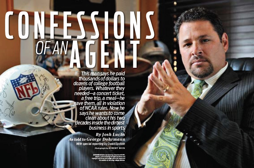 26 October 2011 The Inspiring Sports Agent
