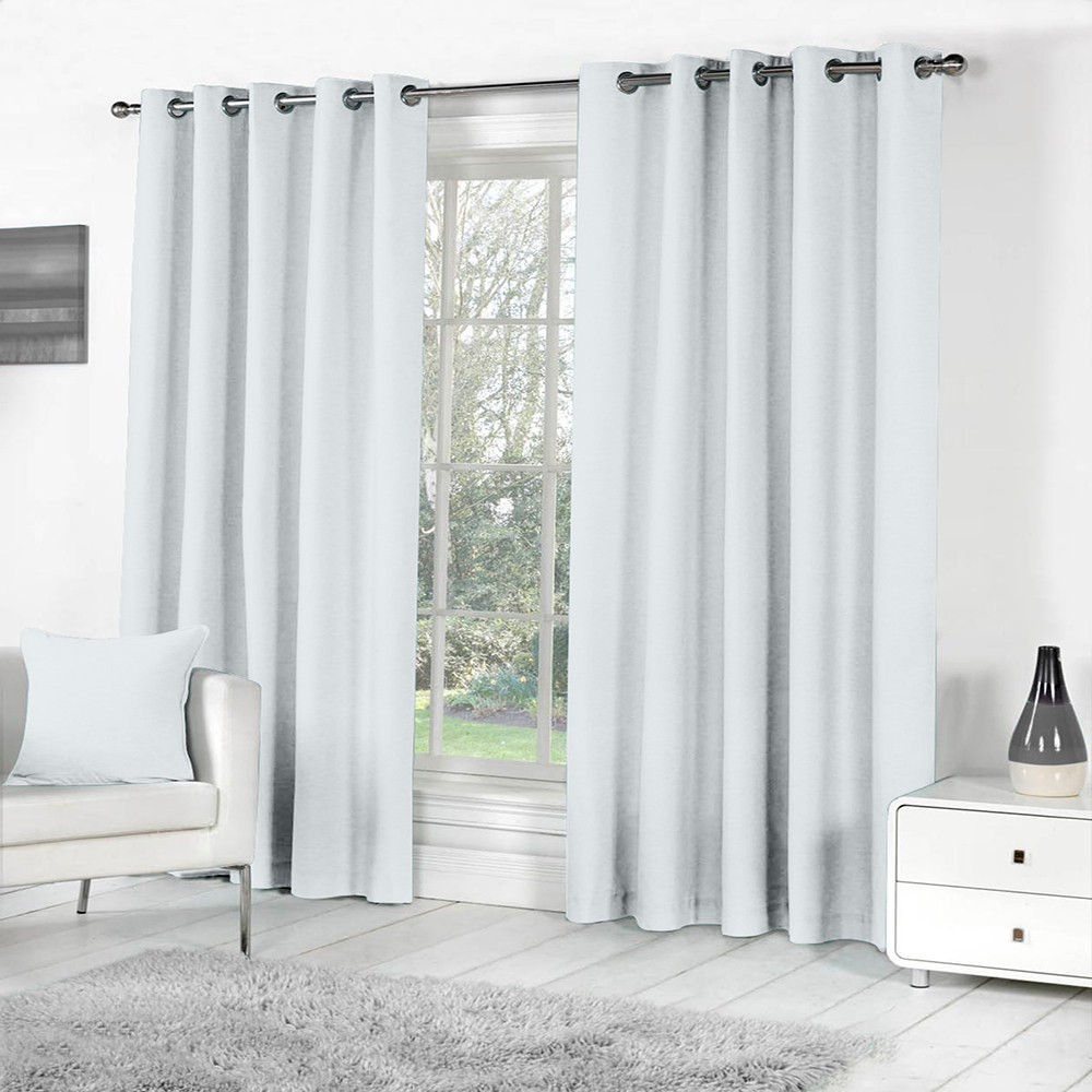 104 Inch Curtains Curl Up Blackout Curtains Panel For Door Room Darkeing Thermal