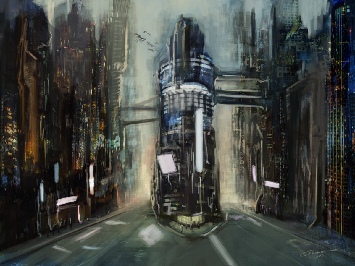 Wallpaper Killzone Shadow Fall Chris Perron S Art Finished Designs Art Sketches And