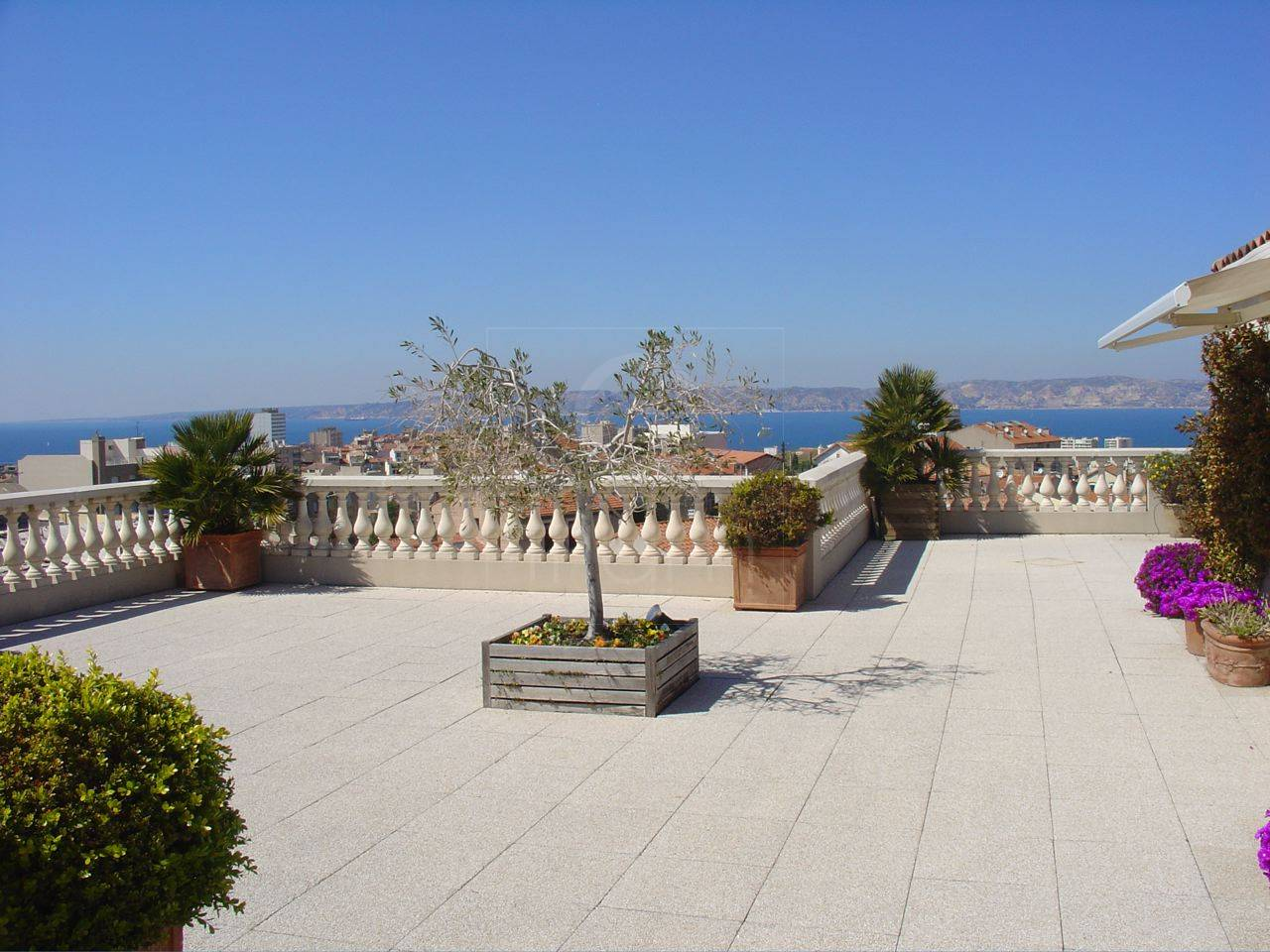 Location Appartement Toit Terrasse Marseille Toit Terrasse Marseille 13007